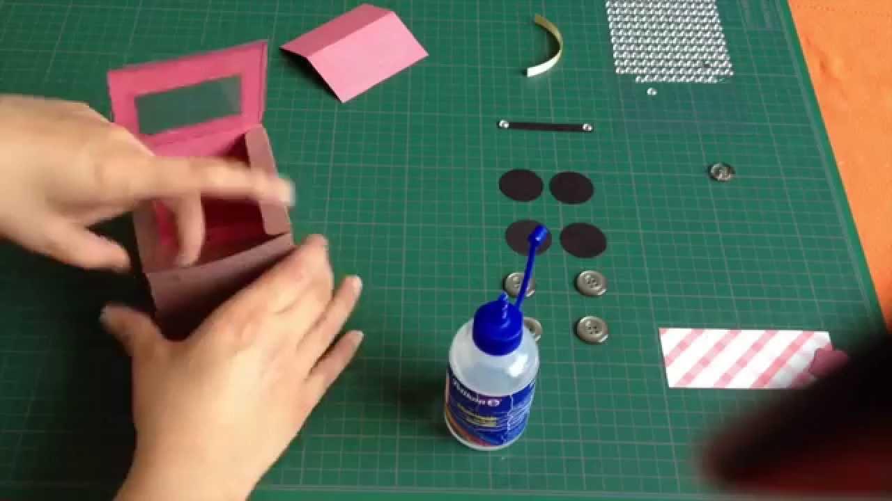 Caja para Cupcakes, Estufa - YouTube