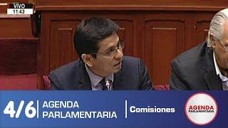 Sesión Comisión de Constitución 4/5 (20/05/19)