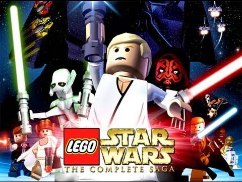 Lego Star Wars - The Movie (Better Graphics) - YouTube