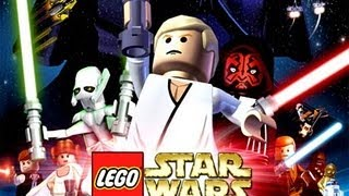 Lego Star Wars - The Movie (Better Graphics)(Lego Star Wars: The Complete Saga is a video game based on the Star Wars-themed toy line by the Lego Group. It is a combination of the game Lego Star ..., 2013-09-27T18:44:14.000Z)