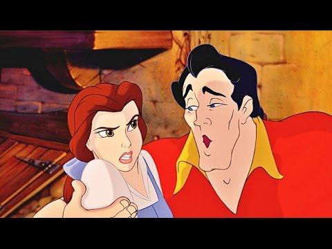 Красавица и Чудовище Гастон и Бэль - Это она