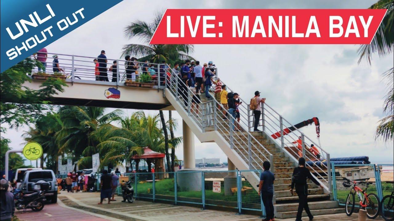 Live: Manila Bay Update