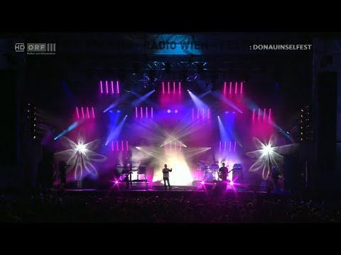 "Simple Minds - ""Danube Island Festival"" Vienna, Austria 2012"