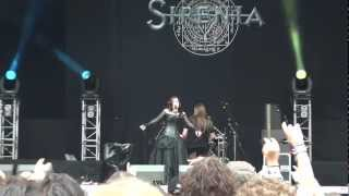 Sirenia - Fallen Angel (Masters Of Rock, 2012)