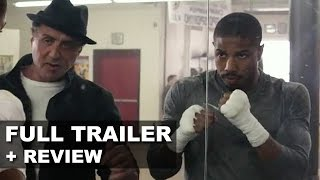 Creed 2015 Official Trailer + Trailer Review - Beyond The Trailer