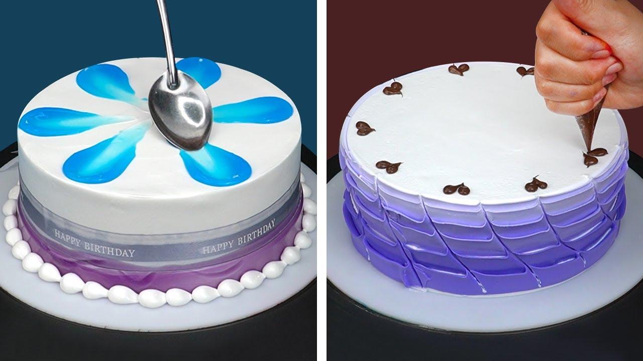 TOP 15 Creative Chocolate Cake Decorating Ideas | Most Satisfying Chocolate Cake Recipes