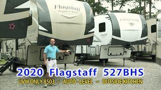 2020 Flagstaff 527BHS