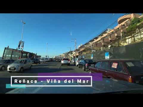 Chile, Caminos Al Desarrollo: Camino Costero Viña Del Mar - Concón