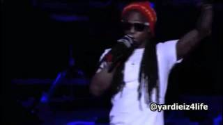 Drake feat. Lil Wayne HYFR and the Motto Live in Cali