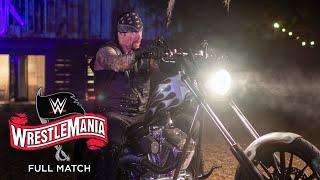 FULL MATCH  Undertaker vs. AJ Styles – Boneyard Match: WrestleMania 36 Part 1