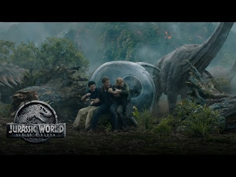 Download Youtube: Jurassic World: Fallen Kingdom - Trailer Thursday (Run) (HD)