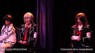 Youmacon 2014 Masquerade - Vampire Knight