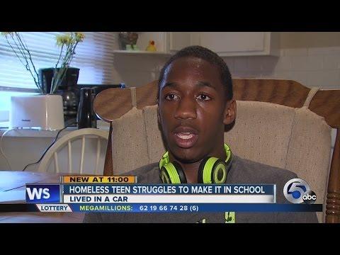 11: Homeless student graduates