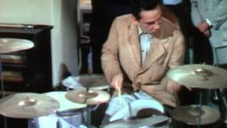 Buddy Rich: Drum Solo - Jam Session - Tommy Dorsey Combo - 1945