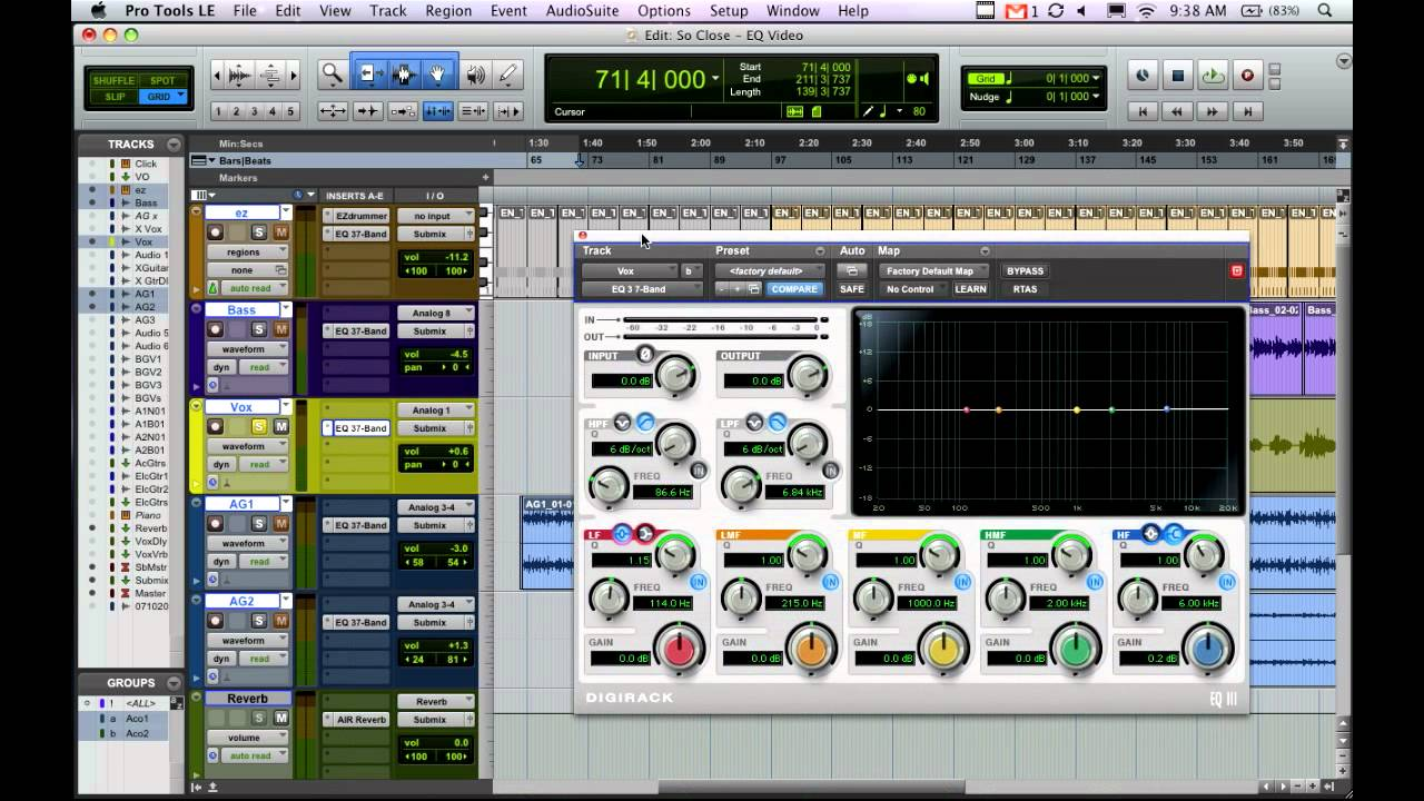 7 crucial EQ bands to help balance your mix - Production Advice