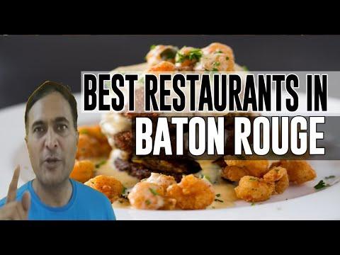 Best Restaurants & Places To Eat In Baton Rouge, Louisiana LA