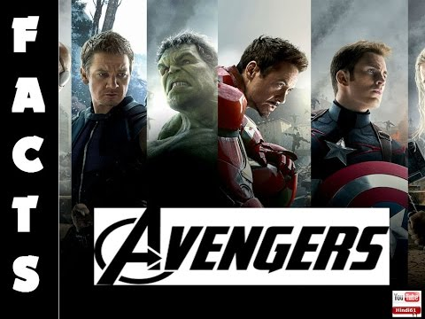 TOP 10 Unknown Facts - Avengers | movie | wiki | red | band | trailer | game | comics | 2016