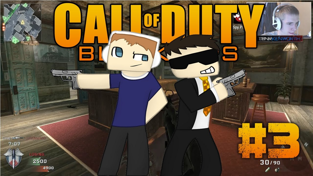 """""""SCUMBAG BODIL40!"""" - RACE TO COMMANDER #3 (Call Of Duty ..."""