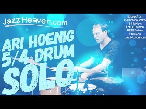 Ari Hoenig Drum Solo Performance