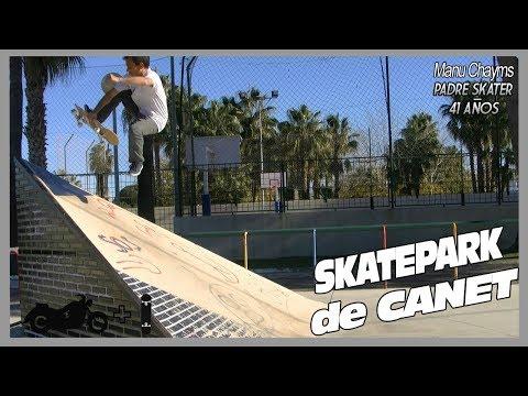 Skateplaza de Canet de Berenguer