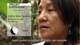 Projet Eco-tourisme solidaire en Amazonie