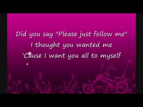 All To Myself Lyrics  Marianas Trench
