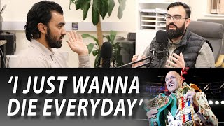 'I JUST WANNA DIE EVERYDAY' - REACTION TO TYSON FURY!