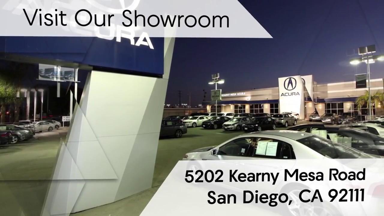 Kearny Mesa Acura >> Kearny Mesa Acura Visit Our Showroom
