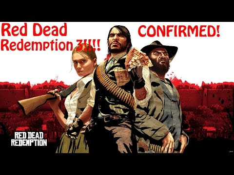 Red Dead Redemption 3 CONFIRMED! Rockstar Games Twitter LEAK!