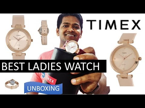 Timex Ladies Analog Watch | Unboxing & Many More