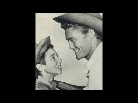 Johnny Crawford - 'Living In The Past' In Memory Of Chuck Connors (His Pa) ❤
