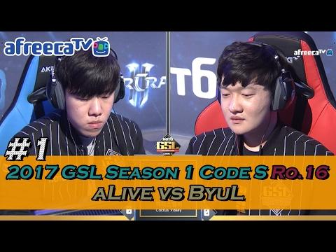 aLive vs ByuL