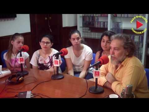 2016-06-22 RADIO ARCOS - ENTRETELA TEATRO JOVEN