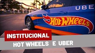 Hotwheels + Uber