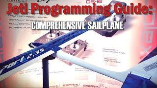 Jeti Programming Guide: Comprehensive Sailplane