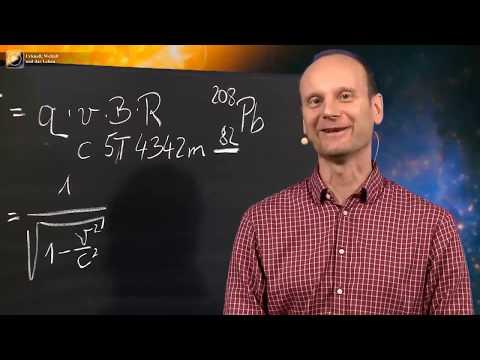 Peta-eV-Kollision am LHC | Neues aus dem Universum • Josef M. Gaßner