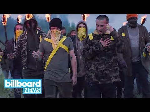 Twenty One Pilots Drop Levitate Video & Full Trench Track List | Billboard News