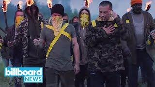 Twenty One Pilots Drop 'Levitate' Video & Full 'Trench' Track List | Billboard News
