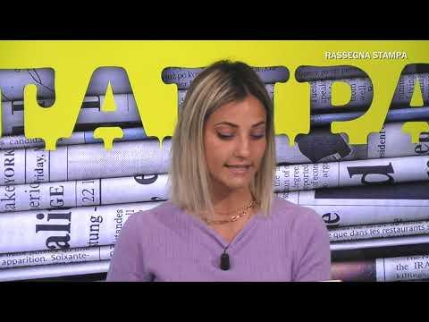 Rassegna Stampa del 19 Maggio 2021 su Cusano Italia Tv (264 ddt)