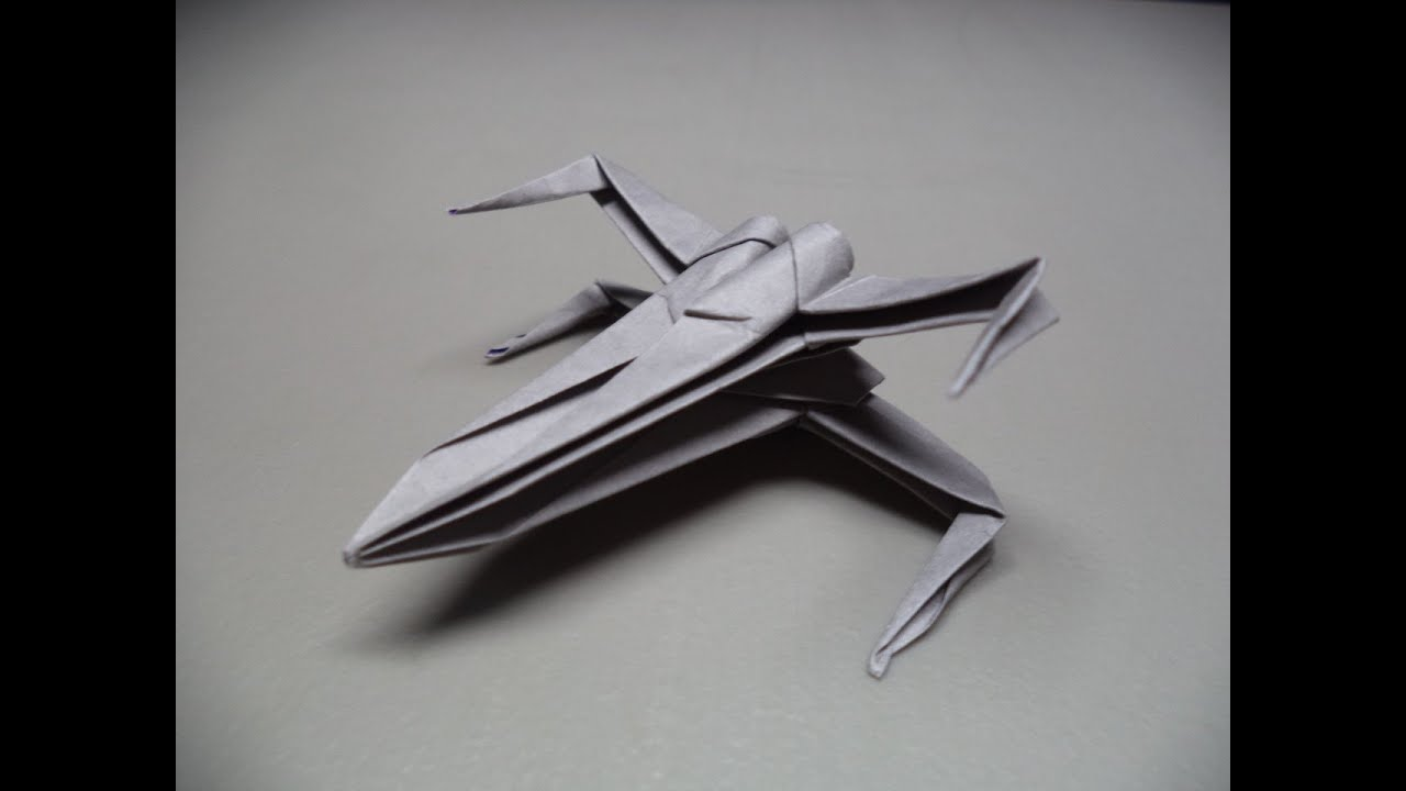 origami x wings