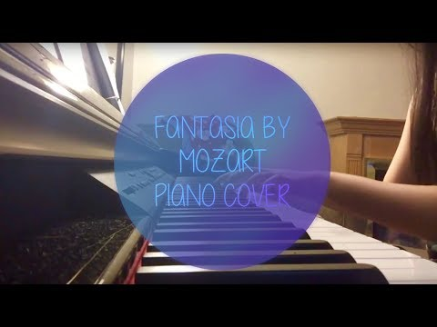Fantasia by Mozart Piano Cover