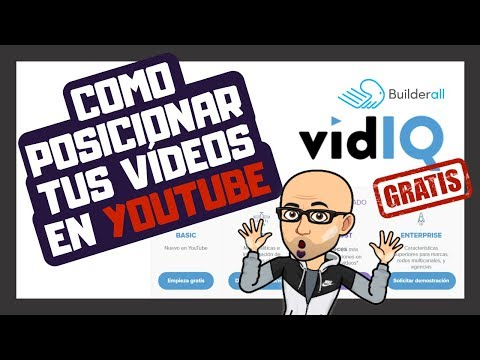 📹 COMO POSICIONAR UN VIDEO EN YOUTUBE SEO 2019 CRACK VIDIQ BOOST TUTORIAL