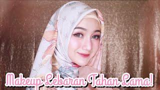Bold Makeup for Lebaran - TAHAN LAMA! (LOKAL - DRUGSTORE)