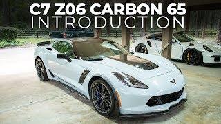 Introduction to My Corvette - Carbon 65 C7 Z06