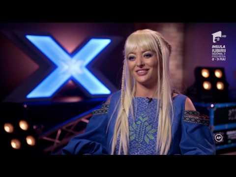 """Sezonul 5: Barbie de România leșină pe scena X Factor, după ce cântă piesa """"Barbie Girl"""""""