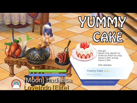 ragnarok-m-eternal-love-:-how-to-make-yummy-cake