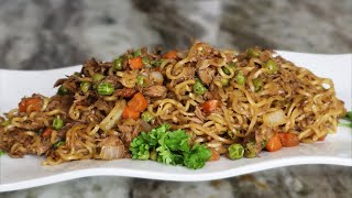 Stir Fry Noodle Recipe| Quarantine Recipe| Self Quarantine Cooking