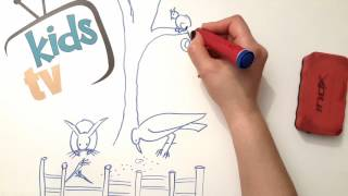 Zoo - Easy drawing for kids & pre-schoolers