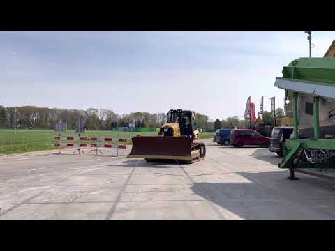 Used heavy machinery Caterpillar D5K2 LGP  Excavadora