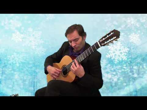 White Christmas - classical guitar - Viktor Vidović
